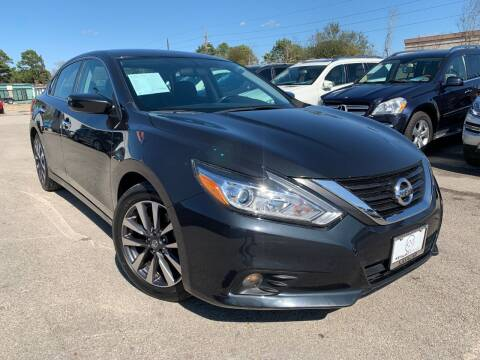 2017 Nissan Altima for sale at KAYALAR MOTORS in Houston TX