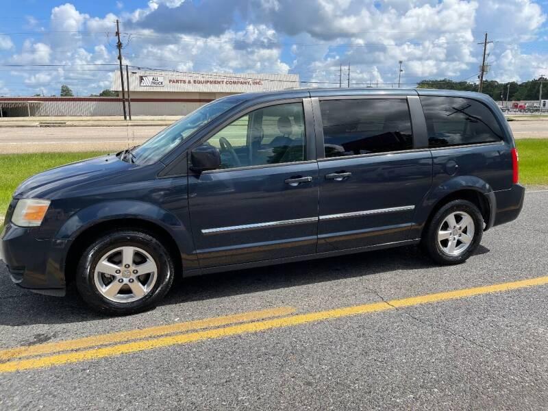 2008 Dodge Grand Caravan for sale at Double K Auto Sales in Baton Rouge LA
