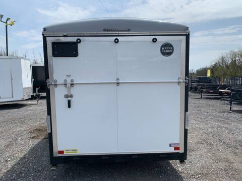 2020 Wells Cargo 7x16 Wagon HD