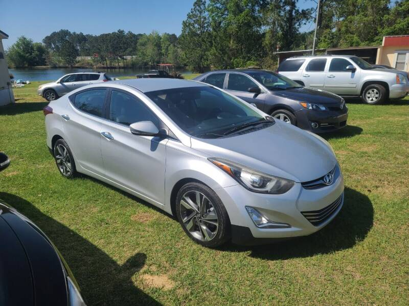 2016 Hyundai Elantra for sale at Lakeview Auto Sales LLC in Sycamore GA