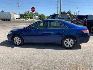 2011 Toyota Camry for sale at J & S Auto in Downs KS