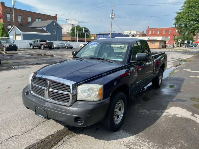 2007 Dodge Dakota for sale at Midtown Autoworld LLC in Herkimer NY