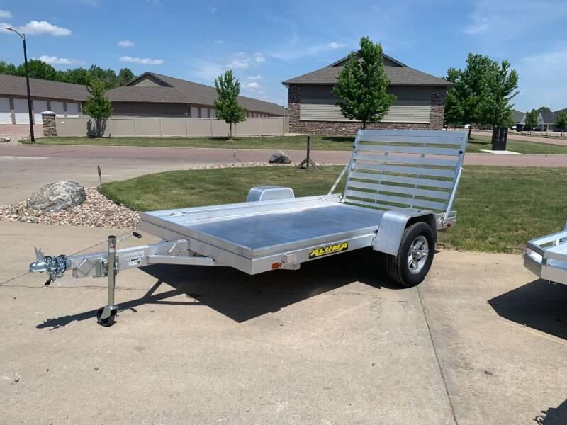 2022 Aluma 6810H TG #3439 for sale at Prairie Wind Trailers, LLC in Harrisburg SD