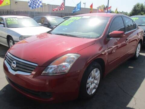 2009 Nissan Altima for sale at Car One - CAR SOURCE OKC in Oklahoma City OK