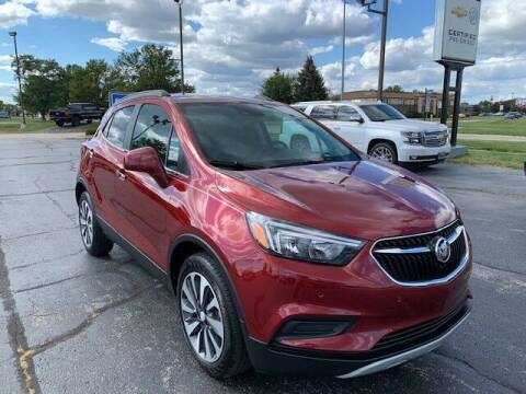 2021 Buick Encore for sale at Dunn Chevrolet in Oregon OH