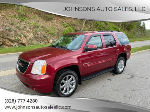 2007 GMC Yukon for sale at Johnsons Auto Sales, LLC in Marshall NC
