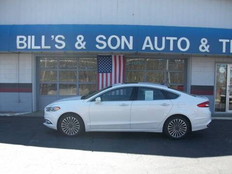 2017 Ford Fusion for sale at Bill's & Son Auto/Truck Inc in Ravenna OH