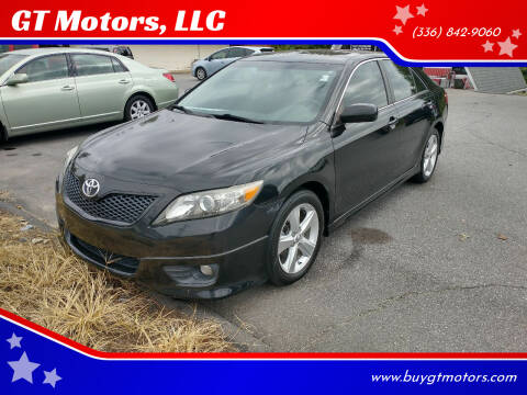 2011 Toyota Camry for sale at GT Motors, LLC in Elkin NC