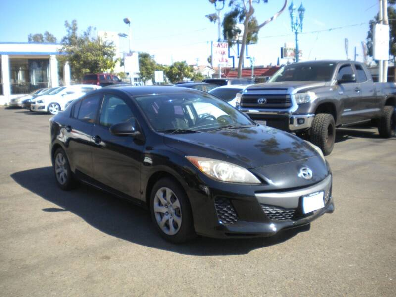 2012 Mazda MAZDA3 for sale at AUTO SELLERS INC in San Diego CA