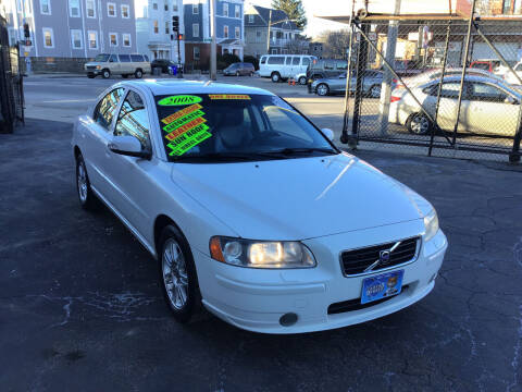 2008 Volvo S60 for sale at Adams Street Motor Company LLC in Dorchester MA