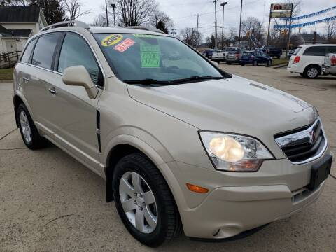 2009 Saturn Vue for sale at Kachar's Used Cars Inc in Monroe MI