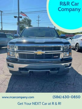 2014 Chevrolet Silverado 1500 for sale at R&R Car Company in Mount Clemens MI