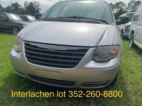 2006 Chrysler Town and Country for sale at Popular Imports Auto Sales in Gainesville FL