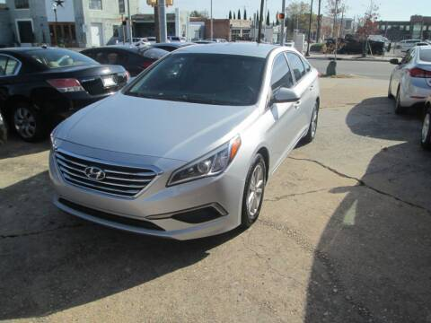 2017 Hyundai Sonata for sale at Downtown Motors in Macon GA