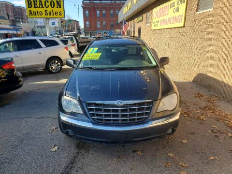 2007 Chrysler Pacifica for sale at Beacon Auto Sales Inc in Worcester MA