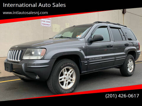 2004 Jeep Grand Cherokee for sale at International Auto Sales in Hasbrouck Heights NJ