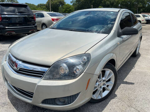 2008 Saturn Astra for sale at Budget Motorcars in Tampa FL