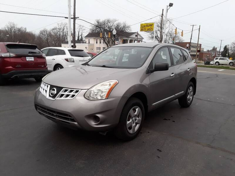 2011 Nissan Rogue for sale at Sarchione INC in Alliance OH