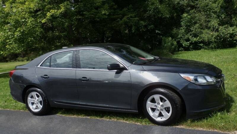 2015 Chevrolet Malibu for sale at CARS II in Brookfield OH