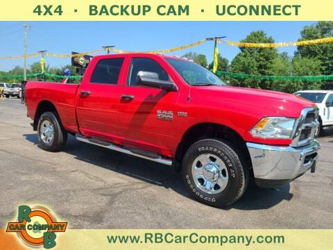2018 RAM Ram Pickup 3500 for sale at R & B CAR CO - R&B CAR COMPANY in Columbia City IN