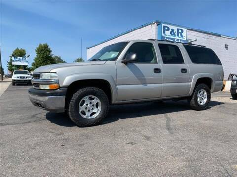 2006 Chevrolet Suburban for sale at P & R Auto Sales in Pocatello ID