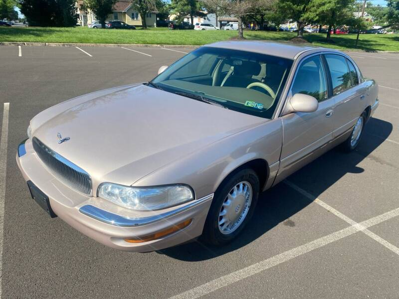 1999 Buick Park Avenue for sale at P&H Motors in Hatboro PA