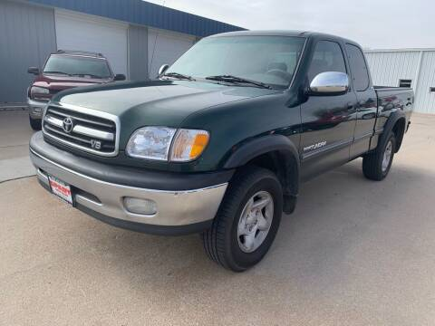 2002 Toyota Tundra for sale at Spady Used Cars in Holdrege NE