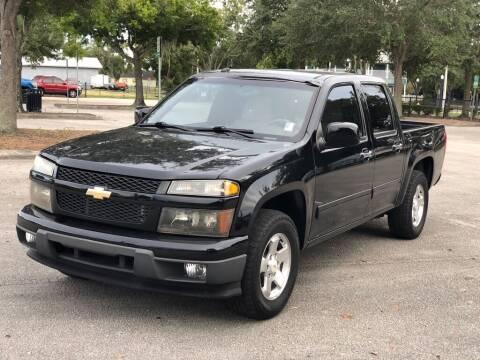 2011 Chevrolet Colorado for sale at Carlando in Lakeland FL