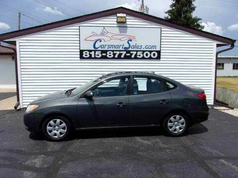 2007 Hyundai Elantra for sale at CARSMART SALES INC in Loves Park IL