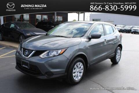 2019 Nissan Rogue Sport for sale at Bening Mazda in Cape Girardeau MO