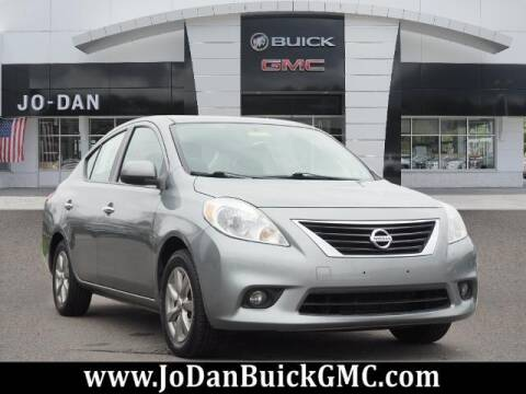 2012 Nissan Versa for sale at Jo-Dan Motors - Buick GMC in Moosic PA