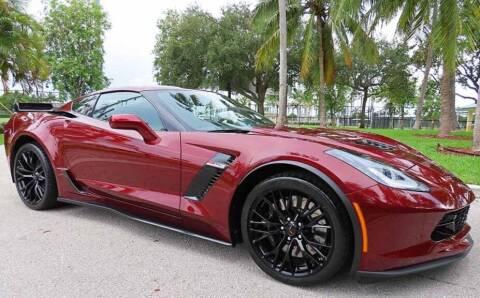 2016 Chevrolet Corvette for sale at Progressive Motors in Pompano Beach FL
