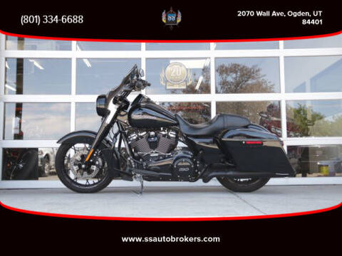 2020 HARLEY DAVIDSON FLHRXS ROAD KING SPECIAL for sale at S S Auto Brokers in Ogden UT
