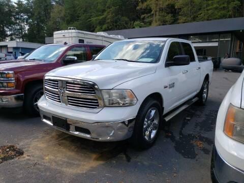 2013 RAM Ram Pickup 1500 for sale at Curtis Lewis Motor Co in Rockmart GA