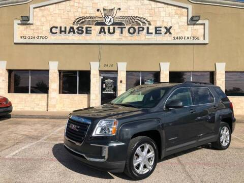 2017 GMC Terrain for sale at CHASE AUTOPLEX in Lancaster TX