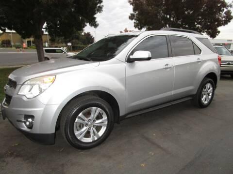 2015 Chevrolet Equinox for sale at KM MOTOR CARS in Modesto CA