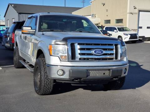2010 Ford F-150 for sale at Auto Image Auto Sales Chubbuck in Chubbuck ID