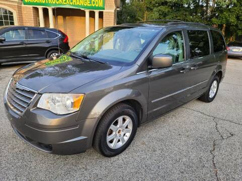 2010 Chrysler Town and Country for sale at Car and Truck Exchange, Inc. in Rowley MA
