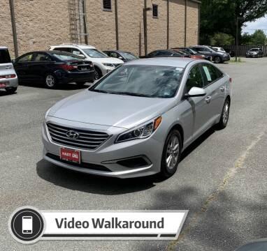 2017 Hyundai Sonata for sale at Eastclusive Motors LLC in Hasbrouck Heights NJ