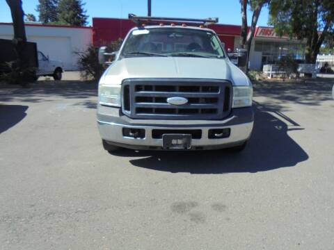 2006 Ford F-350 Super Duty for sale at Synergy Motors - Nader's Pre-owned in Santa Rosa CA