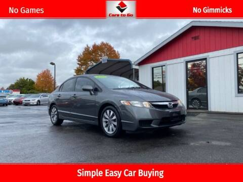 2009 Honda Civic for sale at Cars To Go in Portland OR