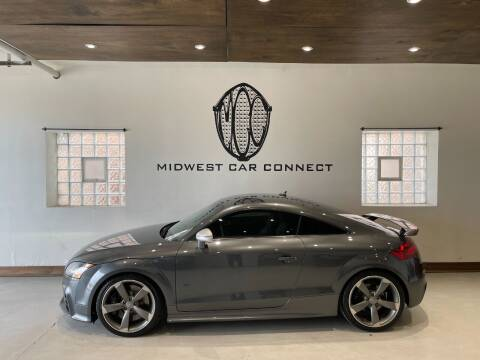2012 Audi TT RS for sale at Midwest Car Connect in Villa Park IL