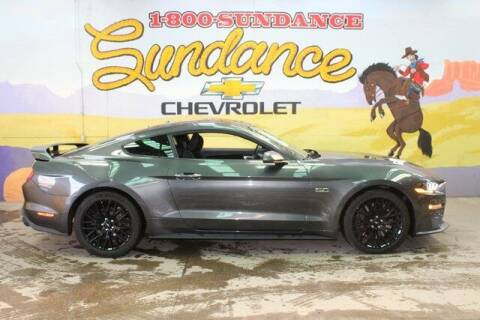 2019 Ford Mustang for sale at Sundance Chevrolet in Grand Ledge MI