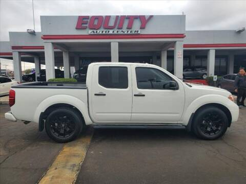 2018 Nissan Frontier for sale at EQUITY AUTO CENTER in Phoenix AZ