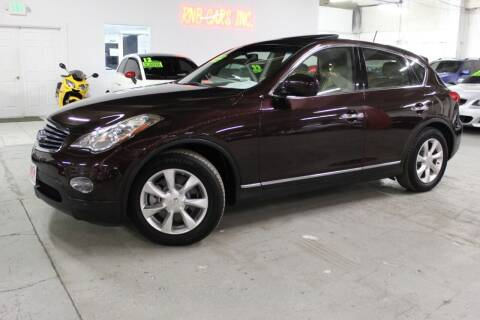 2010 Infiniti EX35 for sale at R n B Cars Inc. in Denver CO