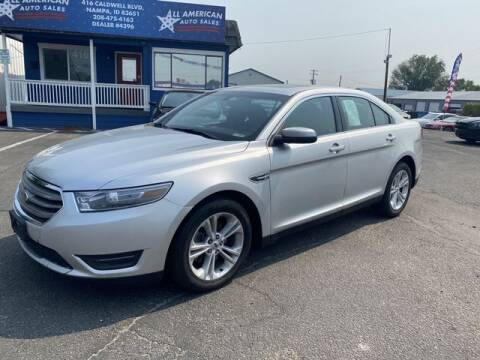 2013 Ford Taurus for sale at All American Auto Sales LLC in Nampa ID