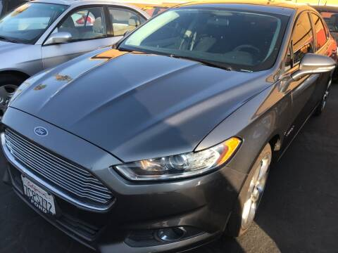 2014 Ford Fusion Hybrid for sale at CARZ in San Diego CA