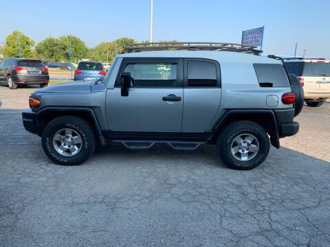 2010 Toyota FJ Cruiser for sale at Superior Used Cars LLC in Claremore OK