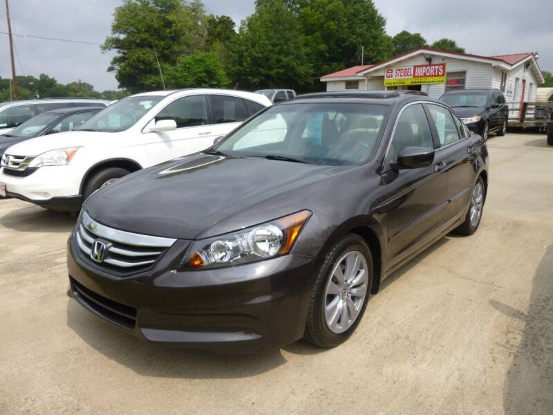 2011 Honda Accord for sale at Ed Steibel Imports in Shelby NC