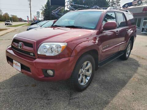 2006 Toyota 4Runner for sale at Extreme Auto Sales LLC. in Wautoma WI